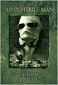 INVISIBLE MAN LEGACY COLLECTION (Green Box) - New DVD