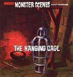 MONSTER SCENES - THE HANGING CAGE (Moebius Model Kit)
