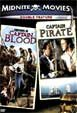 CAPTAIN BLOOD (1960)/CAPTAIN PIRATE (1952)