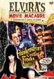 FRANKENSTEIN'S CASTLE OF FREAKS (1974) - DVD