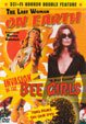 INVASION OF THE BEE GIRLS (1973)/THE LAST WOMAN ON EARTH (1960)