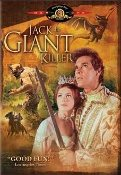 JACK THE GIANT KILLER (1962) - Used DVD