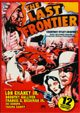 LAST FRONTIER, THE (Complete Serial/1932) - DVD