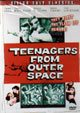 TEENAGERS FROM OUTER SPACE (1959) - Goodtimes DVD