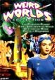 WEIRD WORLDS (Four Feature Films) - DVD