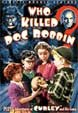 WHO KILLED DOC ROBBIN? (1948) - Alpha DVD