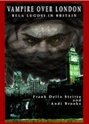 VAMPIRE OVER LONDON - Hardback Book