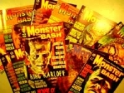 MONSTER BASH MAGAZINE STARTER KIT - 10 magazines
