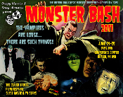 MONSTER BASH 2011 - 11X14 Lobby Card