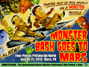 MONSTER BASH CONFERENCE JULY 19-21 2013 - VIP Membership