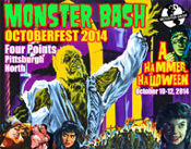 MONSTER BASH OCT. 10-12,  2014 - 3-Day VIP Membership Admission