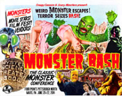 MONSTER BASH JUNE 2014 - 11X14 Lobby Card
