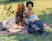 JUDITH O'DEA (Color Cast Picture) - Autographed Photo