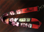 FAMOUS MONSTERS LANYARD - Collectible