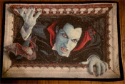 MONSTER MAT - DRACULA (Universal) - 18 X 27 Door Mat