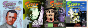 SCARY MONSTERS BACK ISSUES BUNDLE - 4 New Magazines