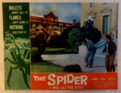 SPIDER, THE (1958) - Original 11X14 Lobby Card