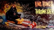 KING KONG'S THRONESTER - Model Kit