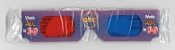 3-D Glasses (New-Sealed/ABC TV) - Collectible