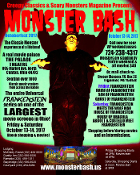 MONSTER BASH OCTOBERFEST 2017 (October13-14) - VIP Admission