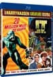 20 MILLION MILES TO EARTH/IT CAME FROM BENEATH - Used Blu-Ray