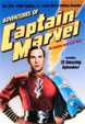 ADVENTURES OF CAPTAIN MARVEL, THE (1941/CZ) - DVD