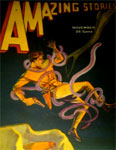 AMAZING STORIES (November 1931) - Pulp Magazine