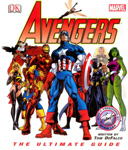 AVENGERS - ULTIMATE GUIDE - Hardback Book
