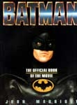 BATMAN - THE OFFICIAL BOOK - Large Softcover Book