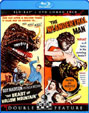 BEAST OF HOLLOW MOUNTAIN/NEANDERTHAL MAN - DVD & Blu-Ray Combo