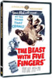 BEAST WITH FIVE FINGERS, THE (1946) - DVD