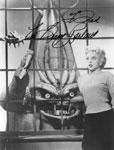 BEVERLY GARLAND (It Conquered the World) - Autographed Photo