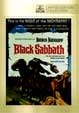 BLACK SABBATH (1964/AIP American Version) - Limited Edition DVD