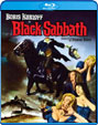 BLACK SABBATH (1964/AIP American Version) - Blu-Ray