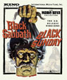 BLACK SABBATH / BLACK SUNDAY (1964/1960/Kino) -Used Blu-Ray