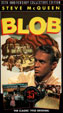BLOB, THE (1958) - Used VHS