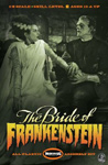 BRIDE OF FRANKENSTEIN (Monster & Bride) - Deluxe Model Kit