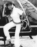 CAROLINE MUNRO (Spy Who Loved) - 8X10 Autographed Photo