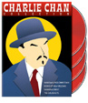 CHARLIE CHAN COLLECTION (SHADOWS) - DVD Box Set