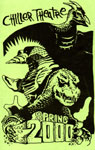 CHILLER THEATRE (Spring 2000/Godzilla) - Program Guide