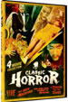 CLASSIC HORROR (4 Movie Set) - 2 DVD Collection