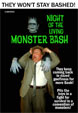 NIGHT OF THE LIVING MONSTER BASH (2014/Cleveburg) - DVD