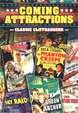COMING ATTRACTIONS:  CLASSIC CLIFFHANGERS - DVD