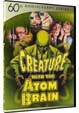 CREATURE WITH THE ATOM BRAIN (1955) - DVD