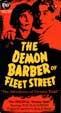 DEMON BARBER OF FLEET STREET, THE (1936) - Used VHS