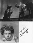 DONNIE DUNAGAN AUTOGRAPH (2 photo collage) - Autographed Photo