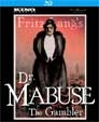 DR. MABUSE - THE GAMBLER (1922) - Blu-Ray