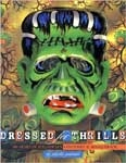 DRESSED FOR THRILLS (Trick or Treat Costumes) - Large Hardback