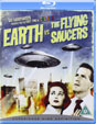 EARTH VS. THE FLYING SAUCERS (1956) - Blu-Ray