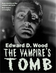 "ED WOOD ""VAMPIRE'S TOMB"" - Original Script Reproduction"